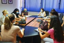 Одржан радни састанак у организацији Одељења за развој психолошке делатности
