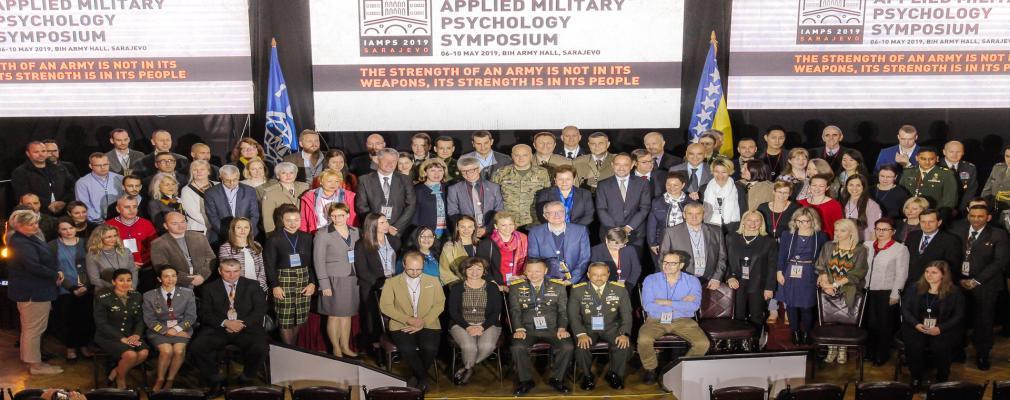 Учешће на 54. међународном симпозијуму примењене војне психологије (ИАМПС 2019)